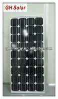 japan mono standard solar panel from GH