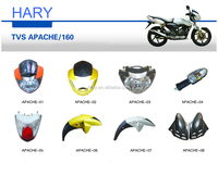 OEM Quality TVS APACHE 160 Motorcycle Body Parts