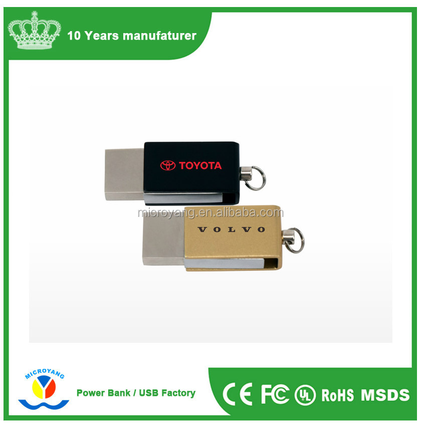 Full capacity A Grade smart phone USB 3.1 type C usb flash drive with customized logo