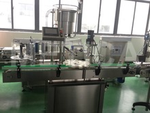High Speed Automatic Capping machine Lid Pressing Machine
