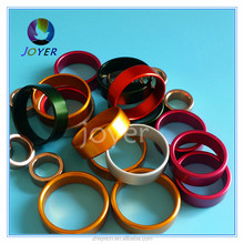 5.5mm aluminium birds rings bands Customized high quality pigeon ring chicken ring