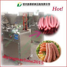 Sausage stuffer/ Sausage filler/ Automatic sausage machine86-371-55153162