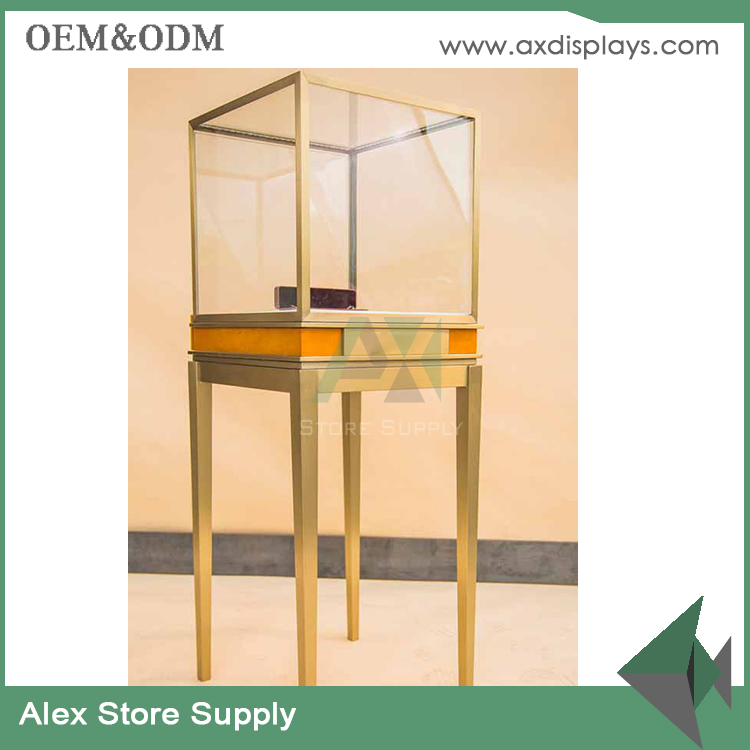jewelry boutique display furniture and display tower for watch store