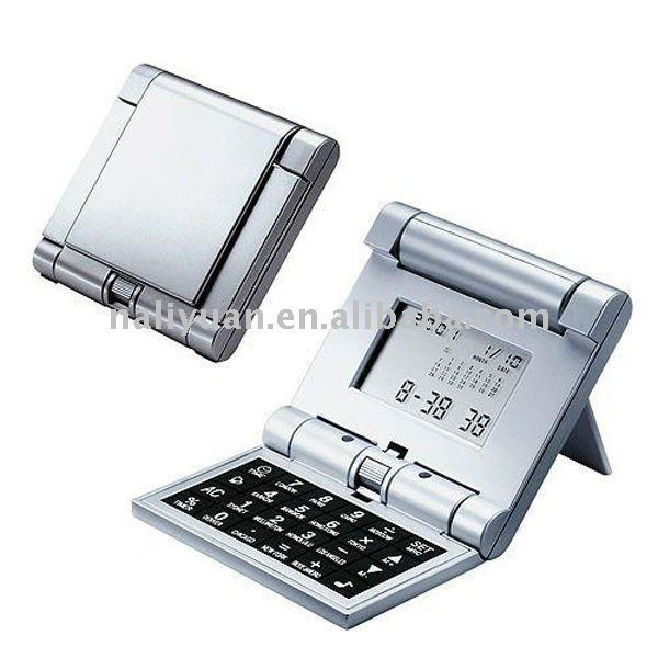 Hot sales electronic calendar calculator for promotion