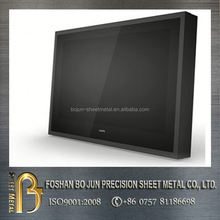 TV stand price China manufacture metaln lcd tv stand design