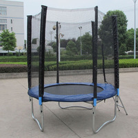 cheap wholesale commercial 6FT trampoline with safety net