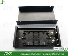 24 port outdoor and indoor fiber optic patch panel cabinet