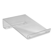 Clear Acrylic Calculator Stands Holder Display Rack