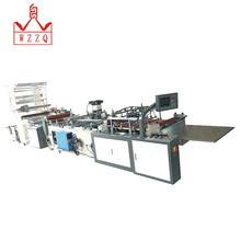 Wholesale high quality biodegradable plastic bag making machine price