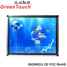 multi touch monitor IR touchscreen monitor 17inch lcd touch display