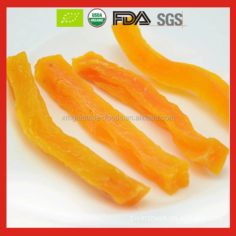Healthy Dried Sweet Potato Vegetarian Treat for Dog Food
