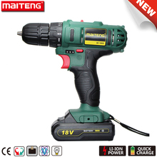 DC Durable High-speed Motor 18V Construction Wireless Drills