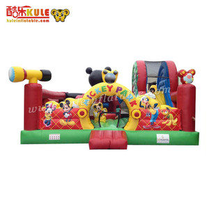 Cheap inflatable bouncers for kids castle bouncer
