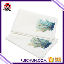 Newest Design Wholesale Printed Cotton Disposable Hand Towel
