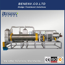 Advanced industrial drying equipment for Humus sludge