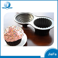 2015 Good Quality New Design Disposable Paper Cake Mold