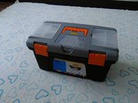 High Quality Wholesale Supplier Manufacturer Plastic buckle aluminum tool box with combination lock