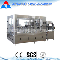 Carbonated drink filling machine/lemonade drink filling