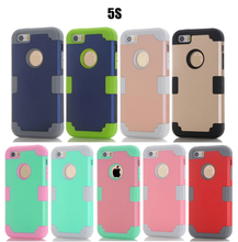 alibaba china supplier in stock for iphone 5s smart cover high quality armor protective case for iphone 5 silicone shockproof
