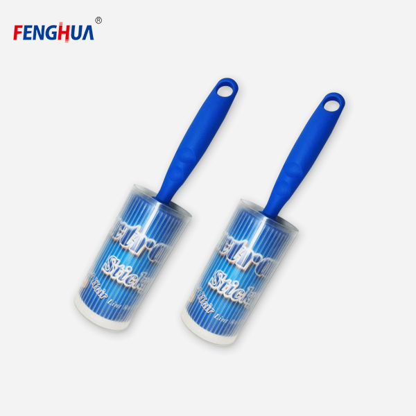 Manual Style ISO9001 Lint Roller For Clothes