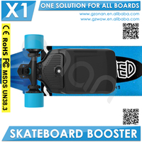 Cruiser Board Electric Boosted Plastic skateboard