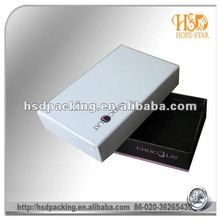2012 elegant sweet paper chocolate box