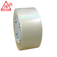 transparent pp color duct customized tape