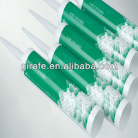 High quality made in china girafe neutral transparent structural silicone sealant
