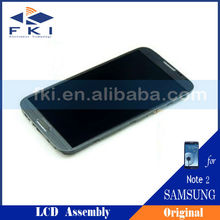 Original hot screen for SAMSUNG note2, Note2 screen reparation