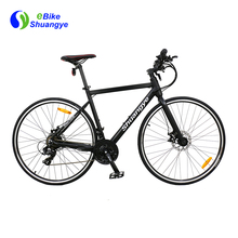 700c tire 21 speed aluminum alloy frame e bike electric bicycle