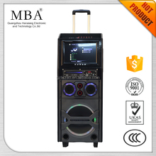 Hot sale battery high power speaker box line array system