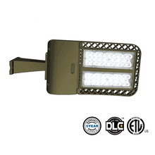 top quality DLC etl listed led shoebox light retrofit for outdoor lighting