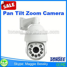 High speed Dome 18X/20X optical zoom IR waterproof outdoor,auto motion tracking ptz camera,cctv camera pcb