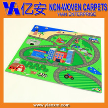 Kids high definition printed eco-friendly play mat