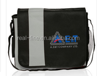 Non-Woven Custom Messenger Bags & Accent Personalized Laptop Bags