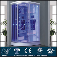 HS-SR010 jet shower,bath and shower combination,bath steam room