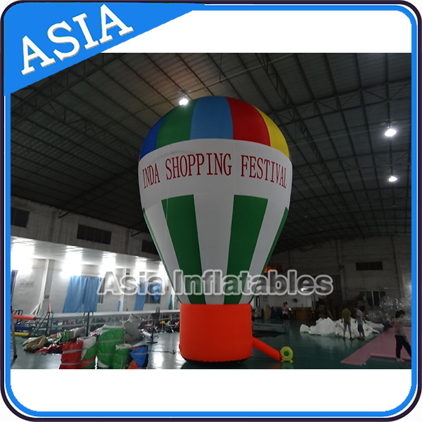 Giant LED Balloon Light Printed Balloon/Hot Air Balloon With Logo