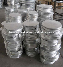 manufacturer of cold roller aluminum circle/disc alloy 1100,1050,1060,1070,1200