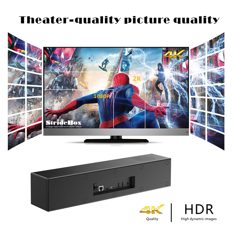 iptv box stridebox z1 S905X new product 1G 8G android 6.0 download user manual for tv box
