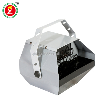 Foshan Yilin High Quality Easy Handle Mini Bubble Machine