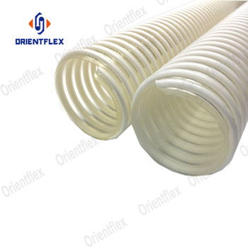 Factory Supplier durable tensile strength mpa plastic air intake flexible duct pipe distributor