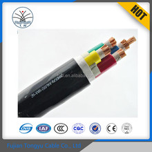 Industrial Low smoke Halogen Free FRC Fire Resistant Cable, LOSH XLPE insulation electrical cable wire south africa