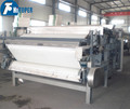 High quality belt filter press for sludge dewatering used which is a host of sludge industry companies choose
