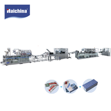 HC series full automatic high speed packing line machine for capsule, tablets, chocolate
