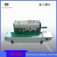 FRD-770Continuous plastic bag sealing machine