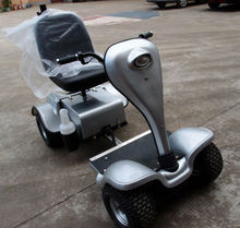 Safety speed electric neighborhood vehicle for disabled