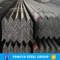 building materials zinc angle bar 70x6 q235/q345/ss400 unequal steel angle with great price