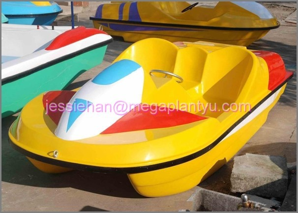 amusement park racing car type pedal boats for sale