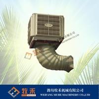 Evaporative Air Cooler for industrial (workshop)