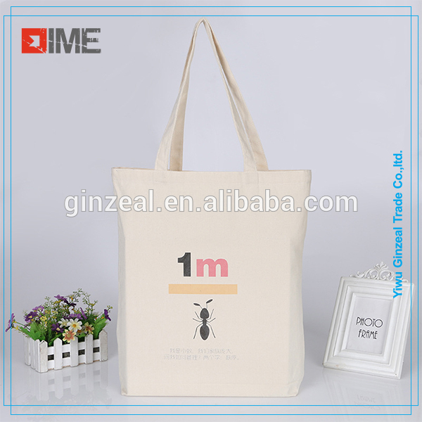 Promotion Custom Cotton Canvas Tote Bag